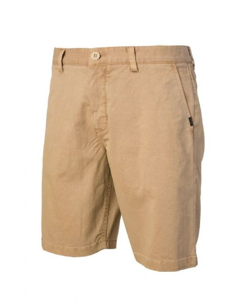 RIP CURL MENS WALK SHORTS.NEW TRAVELLER BEIGE STRETCH LONG CHINO PANTS 9S G4/1